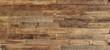 Leinwandbild Motiv reclaimed wood Wall Paneling texture