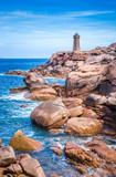 France, Granite Coast - 183719318