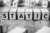 concept mot formé avec des lettres en bois - Static - 183730319