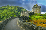 Eilean Donan Castle of Scotland - Allegedly the most photographed castle in the world - 183731526