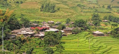 Tuinposter Natuur Dien Bien Phu