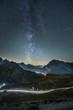 Milchstrasse Südtirol