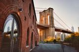 Brooklyn Bridge, NYC. - 183833926