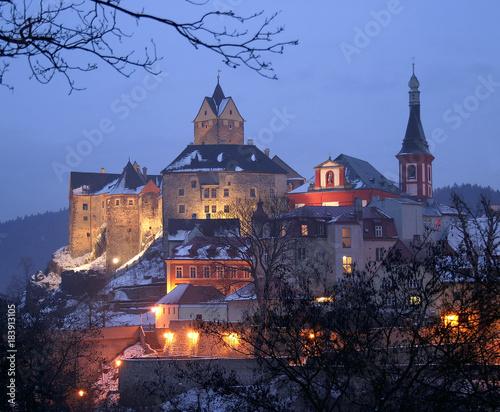 Castle Loket, Bohemia