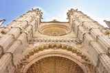 Cathedral of St. Mary of Palma, Mallorca, Spain - 183917377