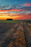 Sunset sky - 183917783
