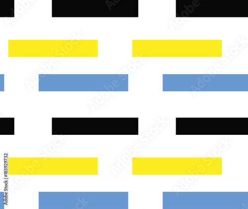 Rectangles abstract pattern, for print and media. - 183929732