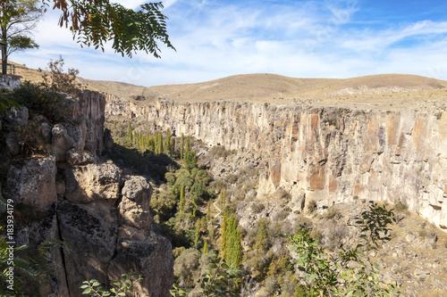 Tuinposter Beige Cappadocia