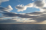 Clouds over the sea - 183941384