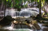 Pha Tad Waterfall.