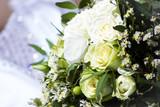 Stylish wedding bouquet - 183949544