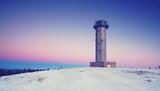 Aussichtsturm auf dem Schneekopf - 183960903