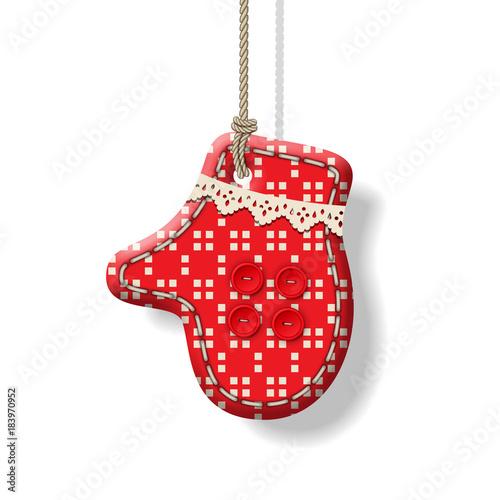 Christmas Textile Decorations