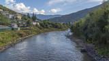 River. Thimpu. Kingdom of Bhutan - 184000305