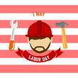 Labor Day Illustration - 184012773