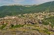 Panorama of Belogradchik, Bulgaria - 184032507