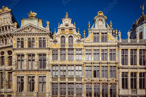 Fotobehang Brussel Brussels