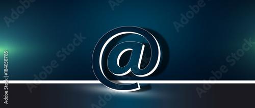 @ internet symbol