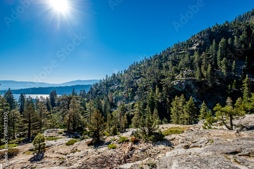 Foto op Canvas Bergen Lake Tahoe landscape - California, USA