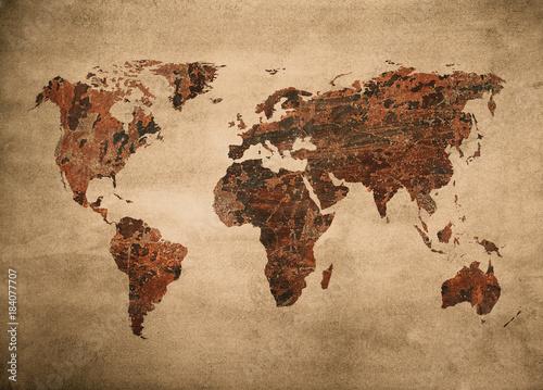 mapa-grunge-swiata