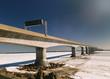Confederation Bridge linking Prince Edward Island with New Brunswick, Canada.