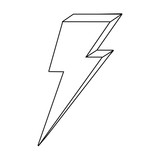 Ray energy symbol icon vector illustration graphic design - 184114194