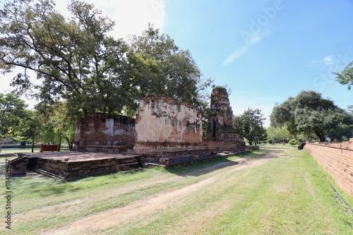 Foto op Aluminium Khaki Historic sites worth keeping.