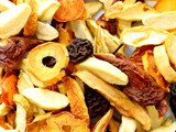 Mixed dry fruits - 184147343