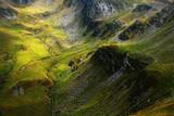 Alpine landscape in Tarcu Mountains, Carpathians, Romania, Europe