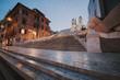 Quadro Beautiful Piazza di Spagna in Rome
