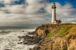 Quadro Pigeon Point Leuchtturm