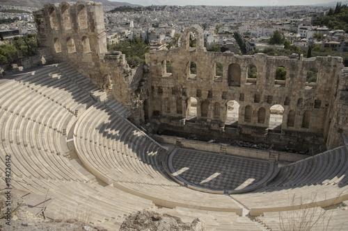 In de dag Athene Arquitectura