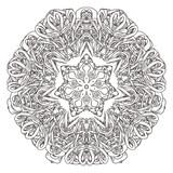 Mandala. Abstract decorative background. Islam, Arabic, oriental, indian, ottoman, yoga motifs. - 184233593
