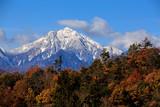 北杜市明野町から甲斐駒ケ岳を臨む - 184238523