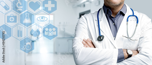 Foto Murales Healthcare services and consulting