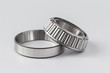 Tapered roller bearing in disassembled conditiong