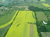 Aerial view of Ontario - 184268535