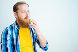 Man quitting smoking - 184272346