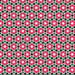 Flower seamless pattern - 184302117