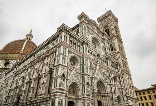 Poster Florence Basilica of Santa Maria del Fiore