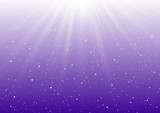Abstract sunny lights on purple background - 184311987
