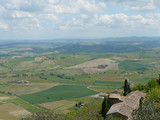 The hills in Siena - 184323766