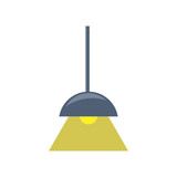 roof lamp icon - 184373981