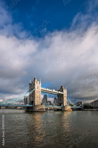 Foto op Canvas Londen Tower Bridge in London, England, UK
