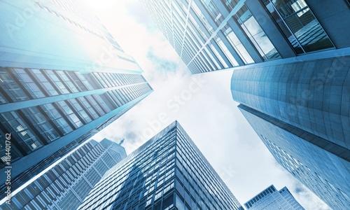 Skyscraper. - 184401762