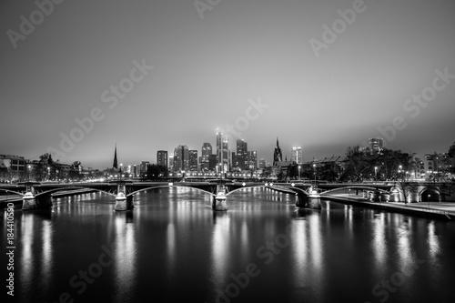 Frankfurt Skyline © h.61.b