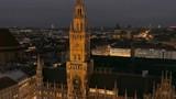 Christmastime in Munich, Bavaria - 184422385