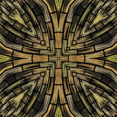 abstrakt mosaik steinboden nahtlos © jhantares