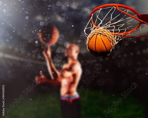 Aluminium Basketbal Basketball.