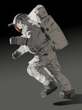 Walking_astronaut - 184439112